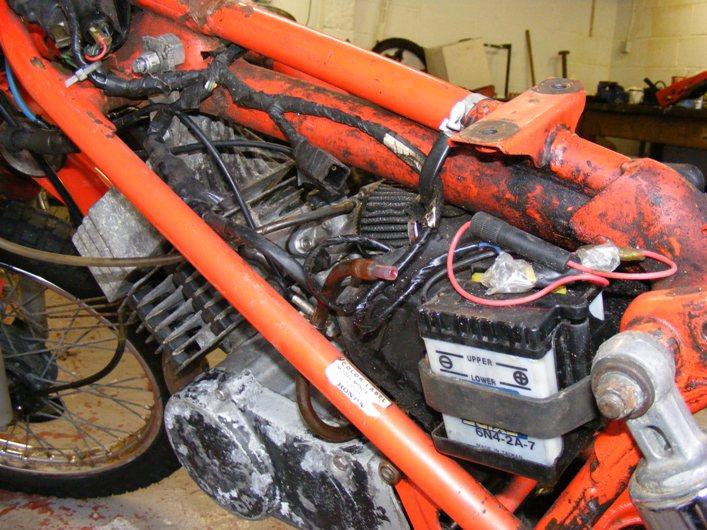 Tony U0026 39 S Honda Mt5